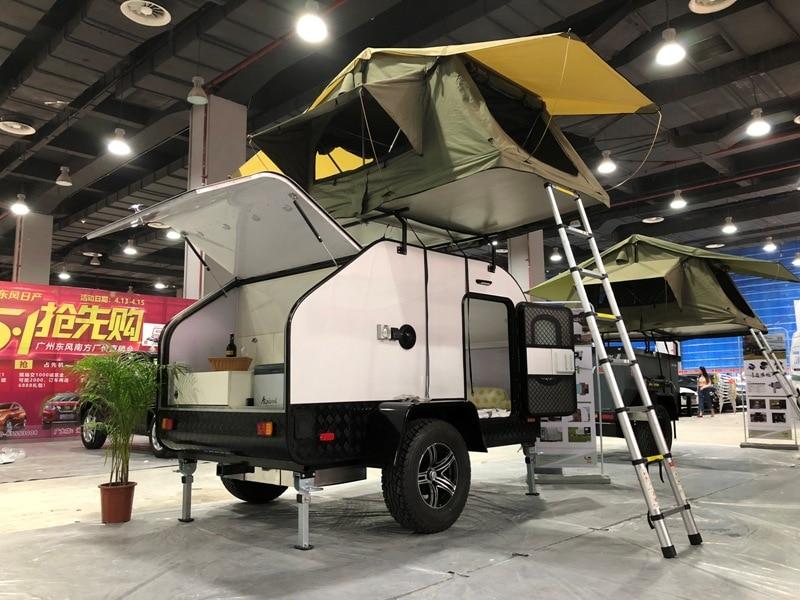 multi purpose camper trailer tent multi-use