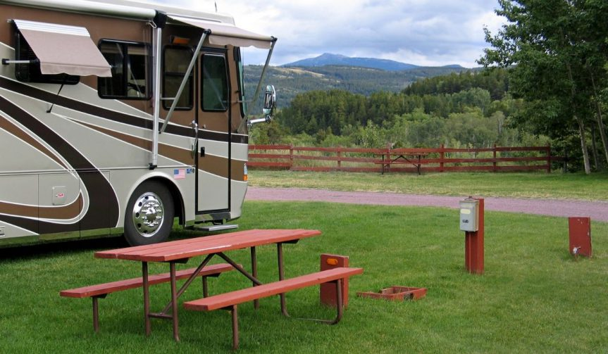 13 Tips for Keeping Your Travel Trailer in Storage