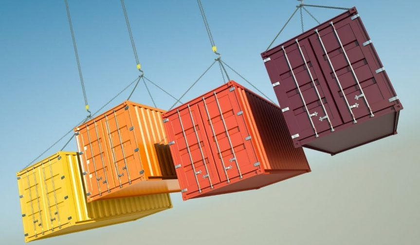 Are Shipping Containers Waterproof?
